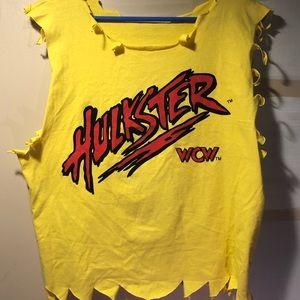 Hulk Hogan Vintage WCW Tear Away Shirt